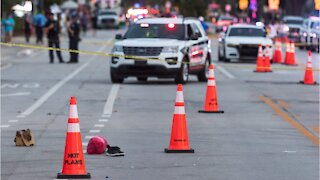 1 killed by pickup truck at Pride parade in Florida