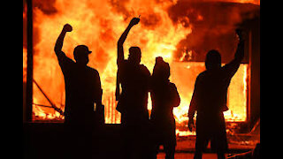 """They're Called RIOTS + Vandalism NOT """"Largely Peaceful Protests """" Antifa Children are Not Voldemort"""