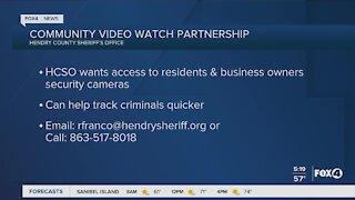Community video watch partnership