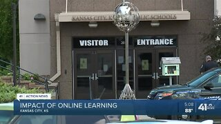 Impact of online learning