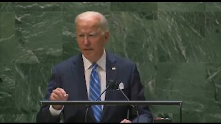 Biden CONFUSES the United Nations with the United States