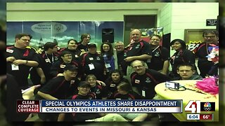 Special Olympics athletes feel effects of coronavirus