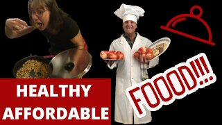 Healthy Affordable Food