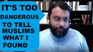 Muslims can't think for themselves says Yasir Qadhi.