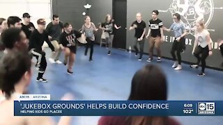 Helping Kids Go Places: 'Jukebox Grounds' in Mesa