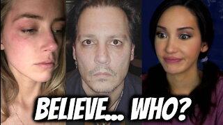 Johnny Depp vs. Amber Heard AUDIO LEAK: Who's Guilty?   Ep 135