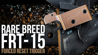 Rare Breed Triggers FRT - 15 | BDU Exclusive