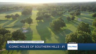 Iconic holes of Southern Hills