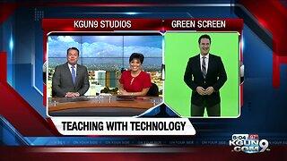 Vail Innovation Center getting green screen