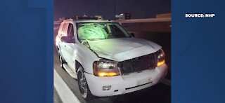 Man struck and killed on I-15 in Las Vegas