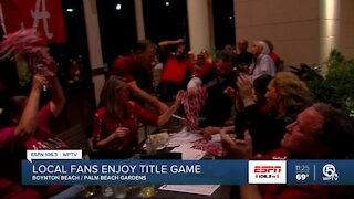 Local groups take in National Championship