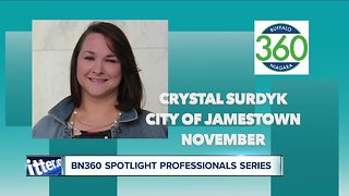 BN360 Spotlight Professional Crystal Surdyk