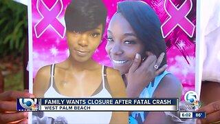 Family wants closure after fatal crash