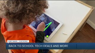 Back-to-school tech deals and recommendations for virtual learning