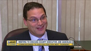 Meeting cancelled, future Oakland County Executive spot remains in limbo