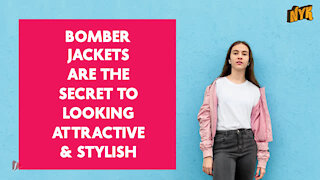 Why Should You Buy Yourself A Bomber Jacket Today?