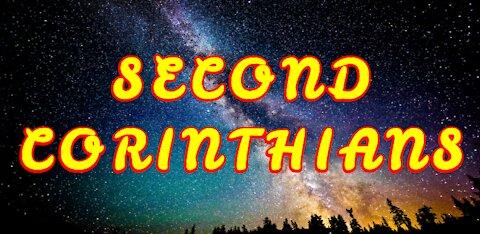 Word of God – Second Corinthians – Book 47 – NIV