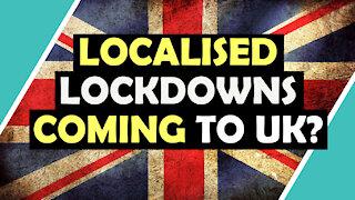 Localised LOCKDOWNS Coming For UK This Winter? / Hugo Talks #lockdown