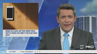 Volusia County man killed after meeting someone on dating app