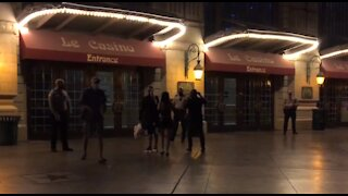 Paris Las Vegas power outage caused by rodent