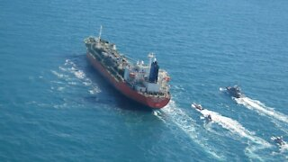 Iran Seizes South Korean-Flagged Oil Tanker