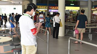 Singapore Sees Major One-Day Jump In COVID-19 Cases