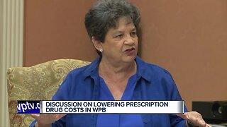 U.S. Rep. Lois Frankel holds roundtable on prescription drug prices