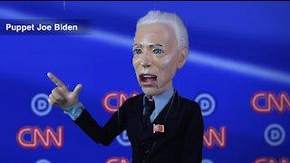 Puppet Joe Biden - Puppet of the Green New Deal