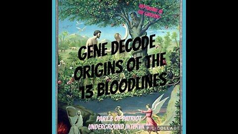 GENE DECODE: Origins of the 13 Bloodlines
