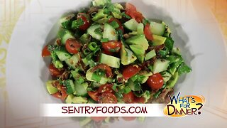 What's for Dinner? - Bacon Avocado Salad