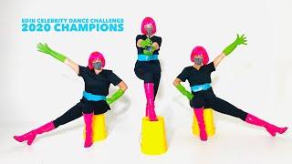 EDIN Celebrity Dance Challenge 2020