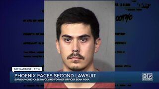 Sex assault claims against Phoenix ex-officer lead to another lawsuit