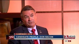 Don Bacon one-on-one interview