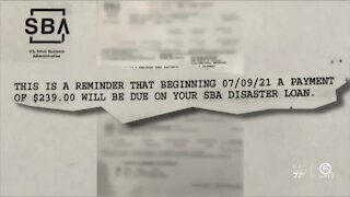 Scammers targeting victims in federal disaster loan scheme