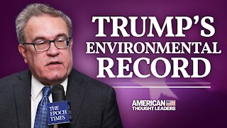 China Gets 'Blank Check' From Paris Agreement—Former EPA Chief Andrew Wheeler   CPAC 2021   American Thought Leaders