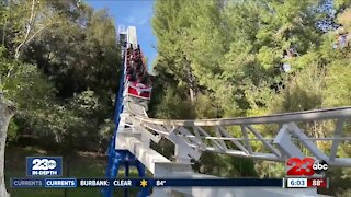 Inside look at Six Flags Magic Mountain reopening protocols