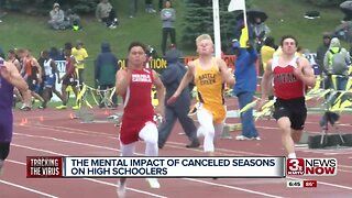 Sports psychologist discusses mental impact of COVID-19 on high school athletes