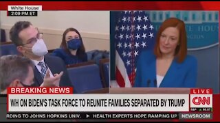 Shocker: Press Sec Clueless When Asked About Space Force