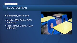 27J Schools start school today