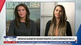 GROWING NUMBER OF GENDER PEDIATRIC CLINICS OPENING IN THE U.S.