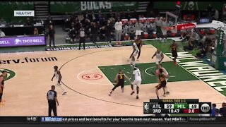 Bucks look to topple Hawks in Eastern Conference Finals