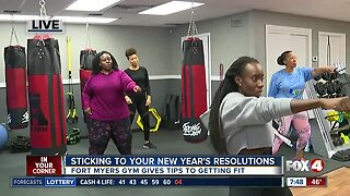 Getting fit with Werq classes at a Fort Myers gym