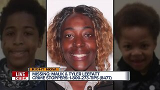 Port St. Lucie police looking for mother, 2 missing children