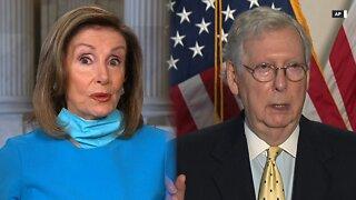 Stalemate In Congress Over Coronavirus Relief Bill