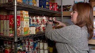 Metro Detroit woman stockpiles amid coronavirus fears
