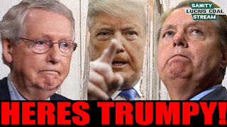 Trump Goes SCORCHED EARTH on GOP Establishment   SS 55