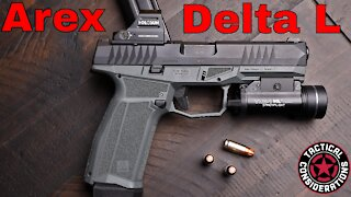 Arex Delta Gen 2 L Optics Ready Pistol Under $500