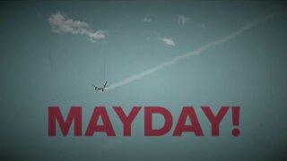 'Mayday!': Plane parts fall as United flight makes emergency DIA landing