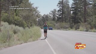 Extreme Enthusiast Runs for Charity