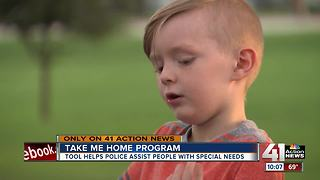 Program helps Gladstone PD find missing people